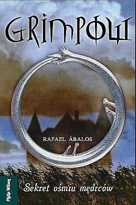 Okładka książki Grimpow. Sekret ośmiu mędrców