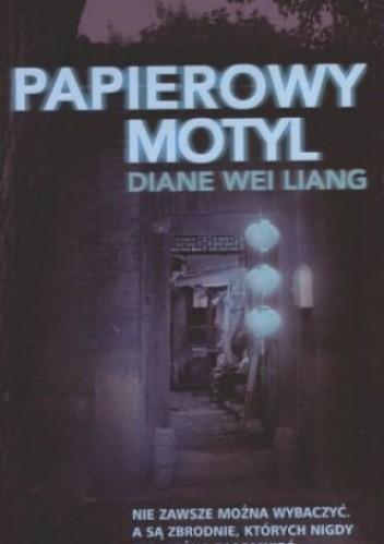 Okładka książki Papierowy motyl