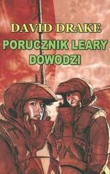 Okładka książki Porucznik Leary dowodzi