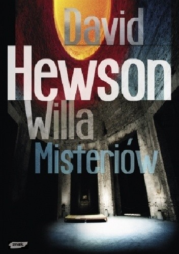 Okładka książki Willa Misteriów