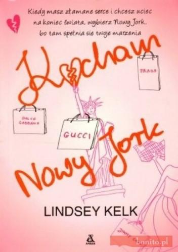 Okładka książki Kocham Nowy Jork