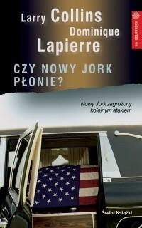 Okładka książki Czy Nowy Jork płonie?