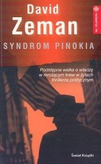 Okładka książki Syndrom Pinokia