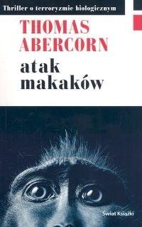 Okładka książki Atak makaków