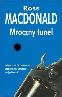 Okładka książki Mroczny tunel