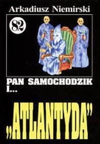 Okładka książki Pan Samochodzik i Atlantyda