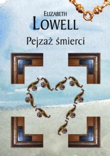 Okładka książki Pejzaż śmierci