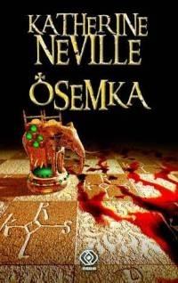Okładka książki Ósemka