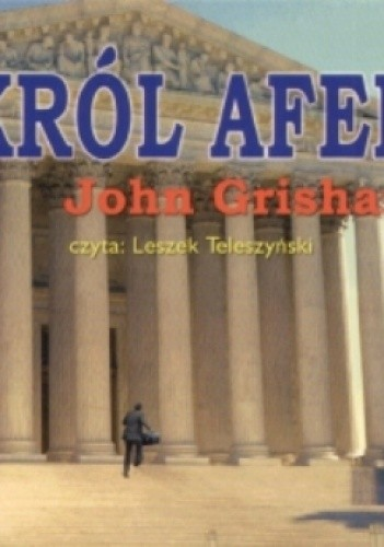 Okładka książki Król afer CD