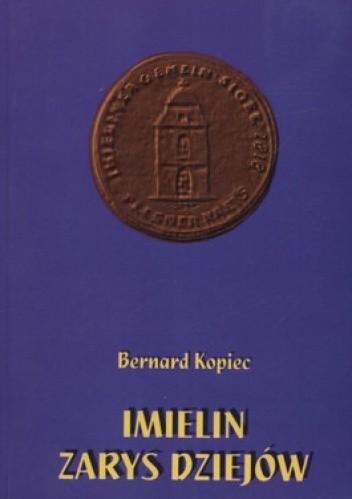 Okładka książki Imielin. Zarys dziejów