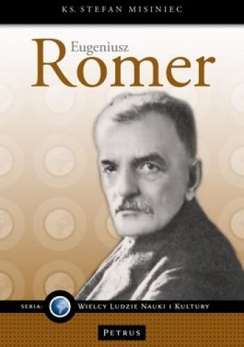 Okładka książki Eugeniusz Romer