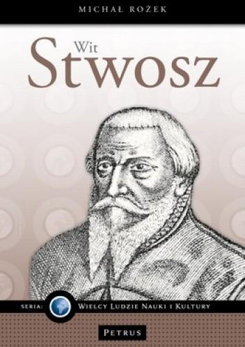 Okładka książki Wit Stwosz