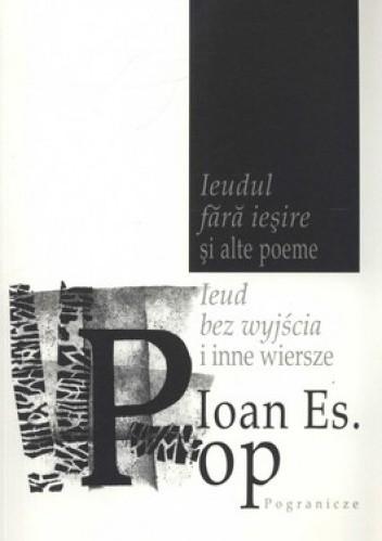 Okładka książki Ieud bez wyjścia i inne wiersze