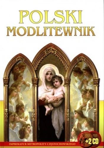 Okładka książki Polski modlitewnik + 2CD