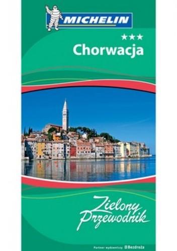 Okładka książki Chorwacja. Zielony Przewodnik