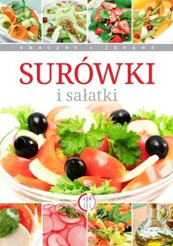 Okładka książki Surówki i sałatki