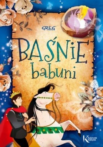 Okładka książki Baśnie babuni