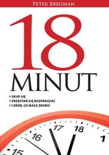 Okładka książki 18 minut