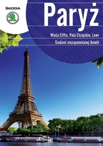 Okładka książki Paryż. Pascal GO!