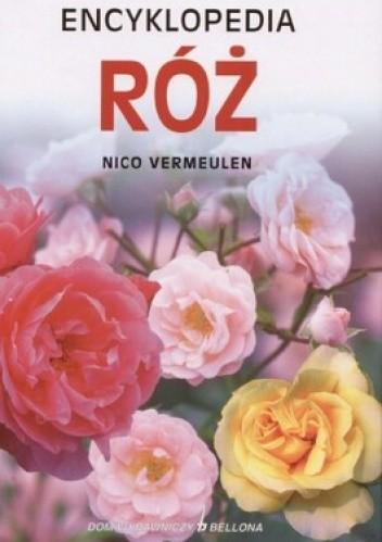 Okładka książki Encyklopedia róż