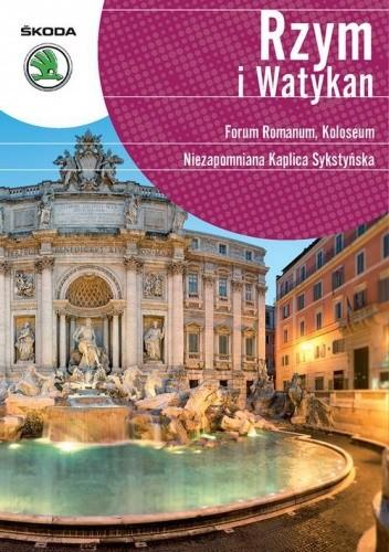 Okładka książki Rzym i Watykan. Pascal GO!