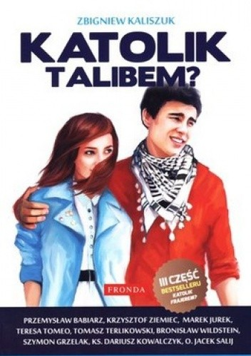 Okładka książki Katolik talibem
