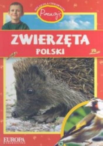 Okładka książki Poznaję zwierzęta Polski