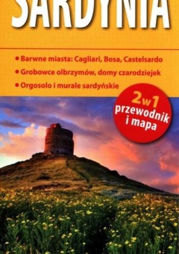 Okładka książki Sardynia. Mapa turystyczna. 1: 350 000. Express Map