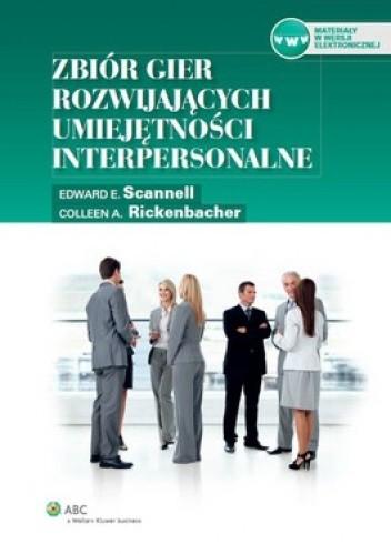 Okładka książki Zbiór gier rozwijających umiejętności interpersonalne