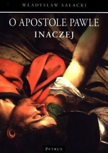 Okładka książki O Apostole Pawle inaczej
