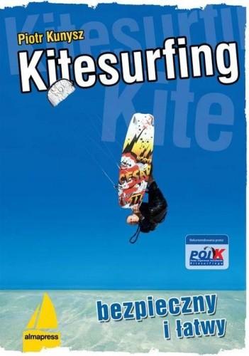 Okładka książki Kitesurfing bezpieczny i łatwy