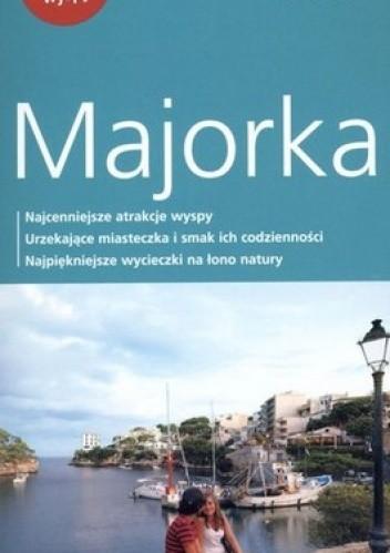 Okładka książki Majorka. Przewodnik Dumont z mapą wyspy