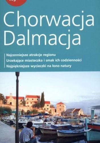 Okładka książki Chorwacja. Dalmacja. Przewodnik Dumont z mapą regionu