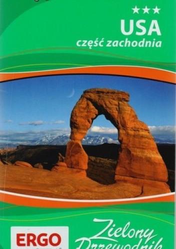 Okładka książki USA, część zachodnia. Zielony Przewodnik