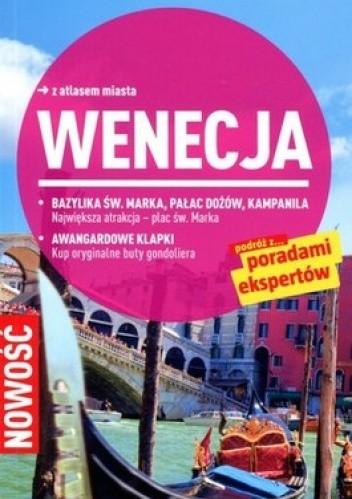 Okładka książki Wenecja. Przewodnik Marco Polo z atlasem miasta