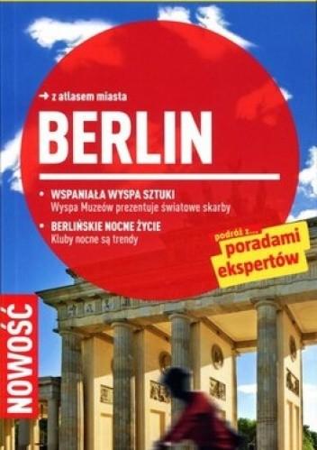 Okładka książki Berlin. Przewodnik Marco Polo z atlasem miasta