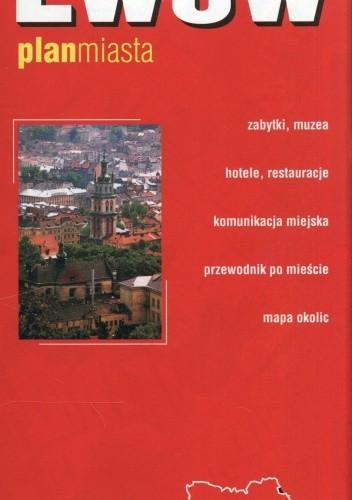 Okładka książki Lwów. Plan miasta. 1:10 000 ExpressMap