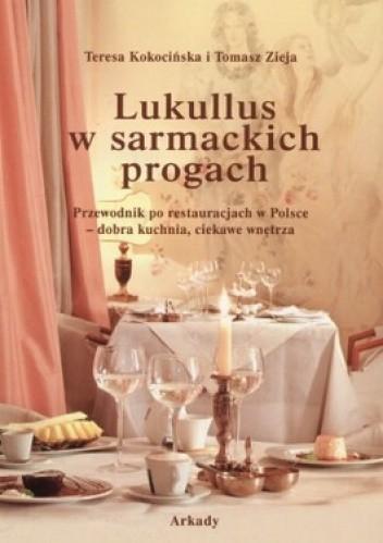 Okładka książki Lukullus w sarmackich progach