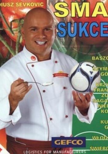 Okładka książki Smak sukcesu
