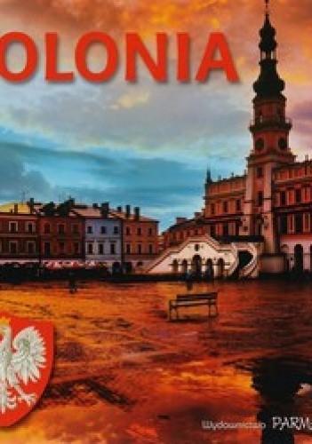 Okładka książki Polonia (wersja włoska)