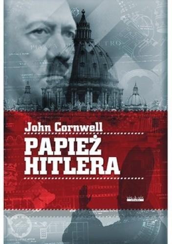 Okładka książki Papież Hitlera