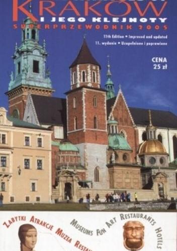 Okładka książki Kraków i jego klejnoty (polsko-angielskie)
