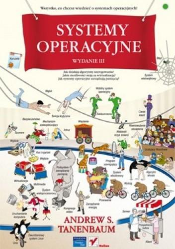 Okładka książki Systemy operacyjne