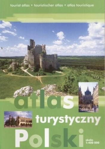 Okładka książki Atlas turystyczny Polski