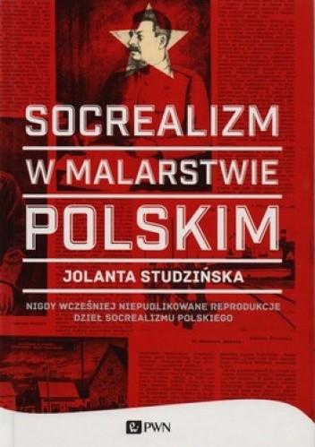 Okładka książki Socrealizm w malarstwie polskim