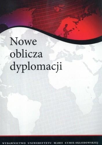 Okładka książki Nowe oblicza dyplomacji