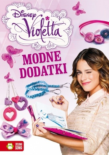 Okładka książki Violetta. Modne dodatki