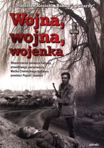 Okładka książki Wojna, wojna, wojenka