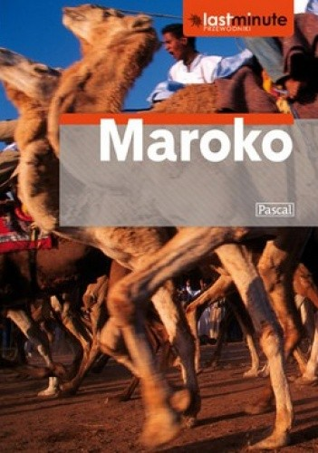 Okładka książki Maroko.Przewodnik  Last Minute