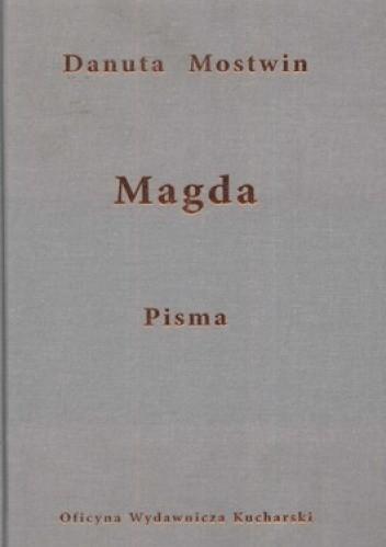 Okładka książki Magda. Pisma